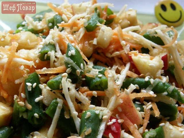 селера салат рецепт