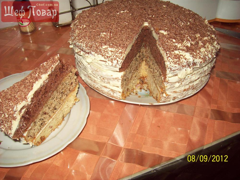 кулинарные рецепты: торт